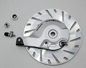 Shimano-BR-IM81-R-Rollenbremse-Rollerbrake-fuer-HINTERRAD-inkl-Zubehoer-NEU