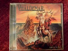 VHALDEMAR - FIGHT TO THE END. CD