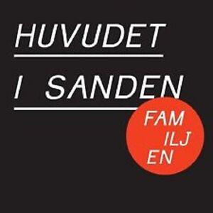 FAMILJEN-REMIXED-HUVUDET-I-SANDEN-12-TRACK-CD-UNMIXED-SEALED-BRAND-NEW