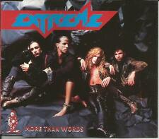 Nuno Bettencourt Gary Cherone EXTREME More than Words MIX & UNRELEASE CD single