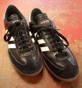 Adidas Samba Classic Black Leather