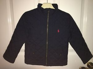 f5bdd4ea Image is loading Pristine-Authentic-Polo-Ralph-Lauren-quilted-jacket-coat-