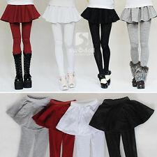 Leggings Skirt for 1/6 YOSD 1/4 MSD 1/3 SD16  BJD Doll Clothes Customized CWB2