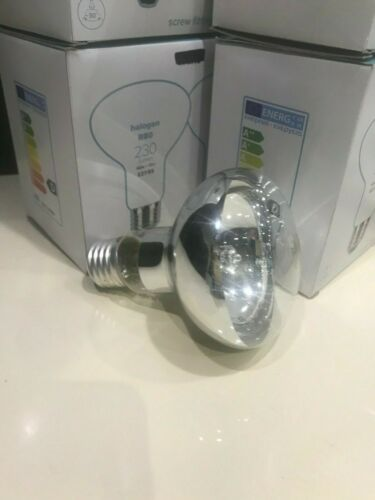 6x Eco Dimmable  42w = 60w Halogen Spot Light Lamp Bulb R80 E27 //ES Screw Fit
