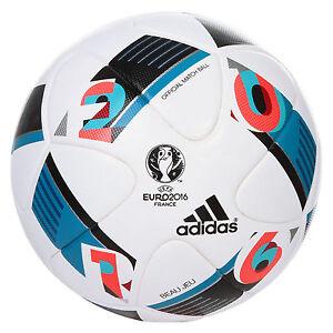 adidas EURO16 2016 Official Match Soccer Ball AC5415 $160 ...