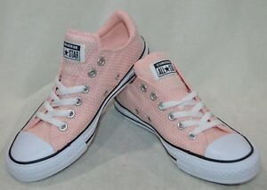 e15d87c3f98 Converse Women s All Star Madison OX Vapor Pink Black Wh Sneakers-Sz ...