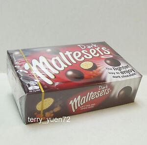 f14c10233bf Maltesers Dark Chocolate 1 Box 90g 9300682036634 | eBay