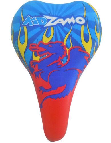 Kidzamo Saddle Saddle Kidzamo Flame