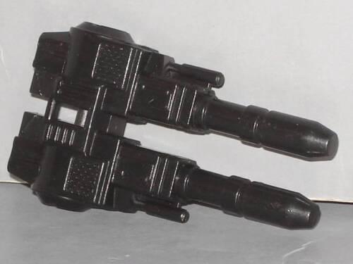 G1 TRANSFORMERS DECEPTICON MICROMASTER BASE SKYSTALKER LARGE GUN LOT # 1