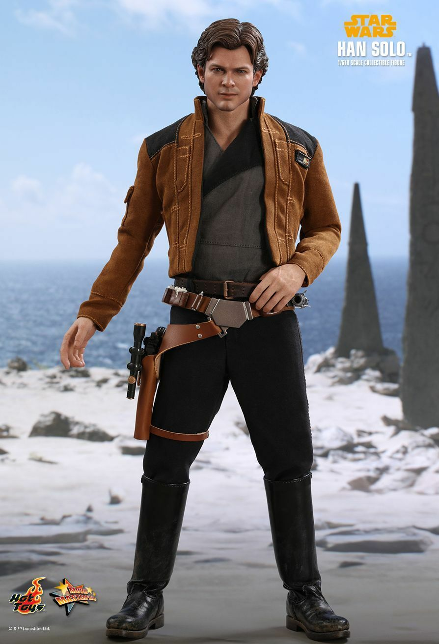 Hot Toys 1 1 1 6 MMS491 – Solo  A Star Wars Story – Han Solo 4fd0e4