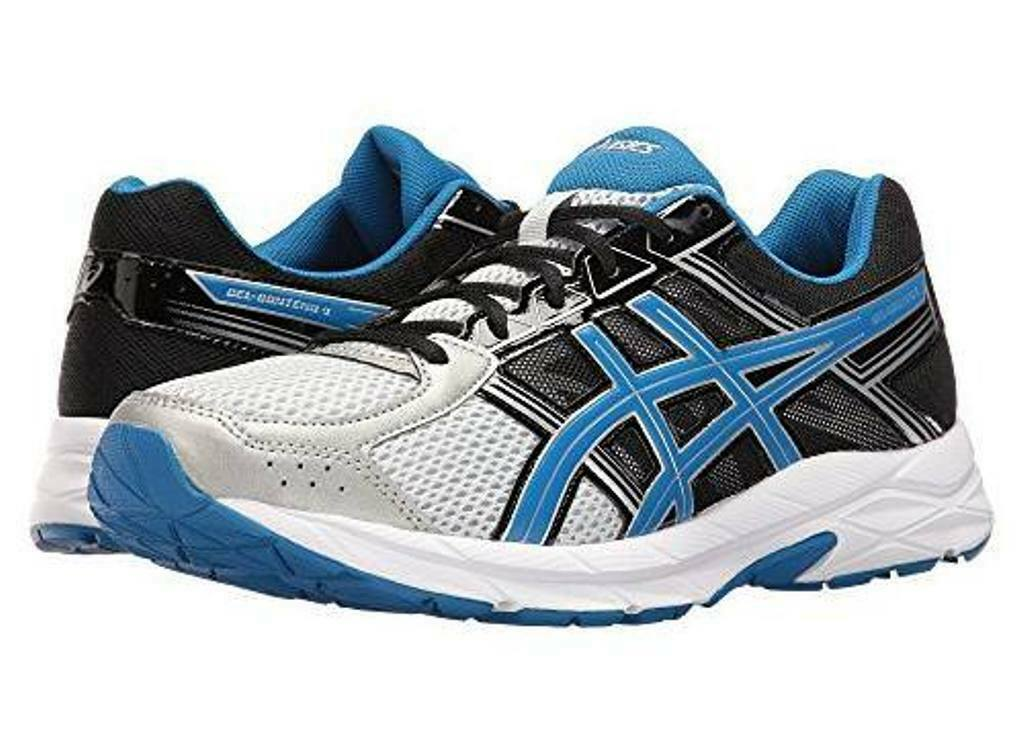 NEW MENS ASICS GEL-CONTEND 4 RUNNING   TRAINING SHOES - 15   EUR 50.5 - GREY