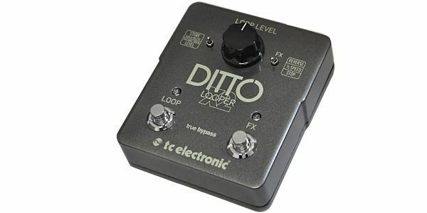 NEW TC ELECTRONIC DITTO X2 X2 X2 LOOPER ELECTRIC GUITAR EFFECT PEDAL 5 MIN LOOP TIME 241da4