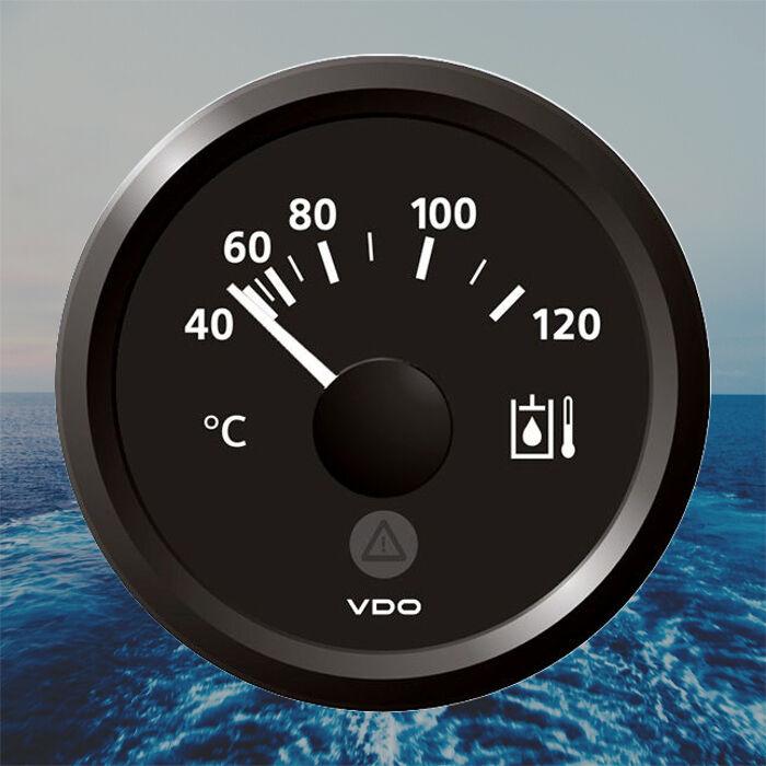 VDO Viewline Hydraulik Öltemperaturanzeige 52mm 2