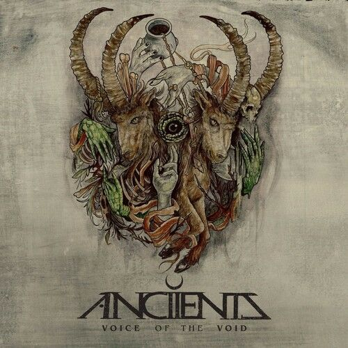 Anciients - Voice Of The Void [New CD]