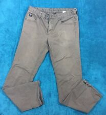 RVCA LEO ROMERO SIGNATURE PANT MEN'S JEANS SIZE 32 Brown Casual Jeans - J1P