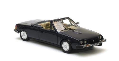 CITROEN CX Orphee Cabrio Dark bluee 1983 1 43 NEO 43782