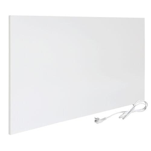 RADIATEUR CHAUFFAGE plats chauffage plaque chauffante 900 W infrarouge chauffage heizpaneel