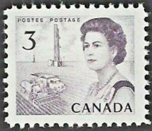 Canada-456-Queen-Elizabeth-II-Brand-New-1967-Pristine-Issue
