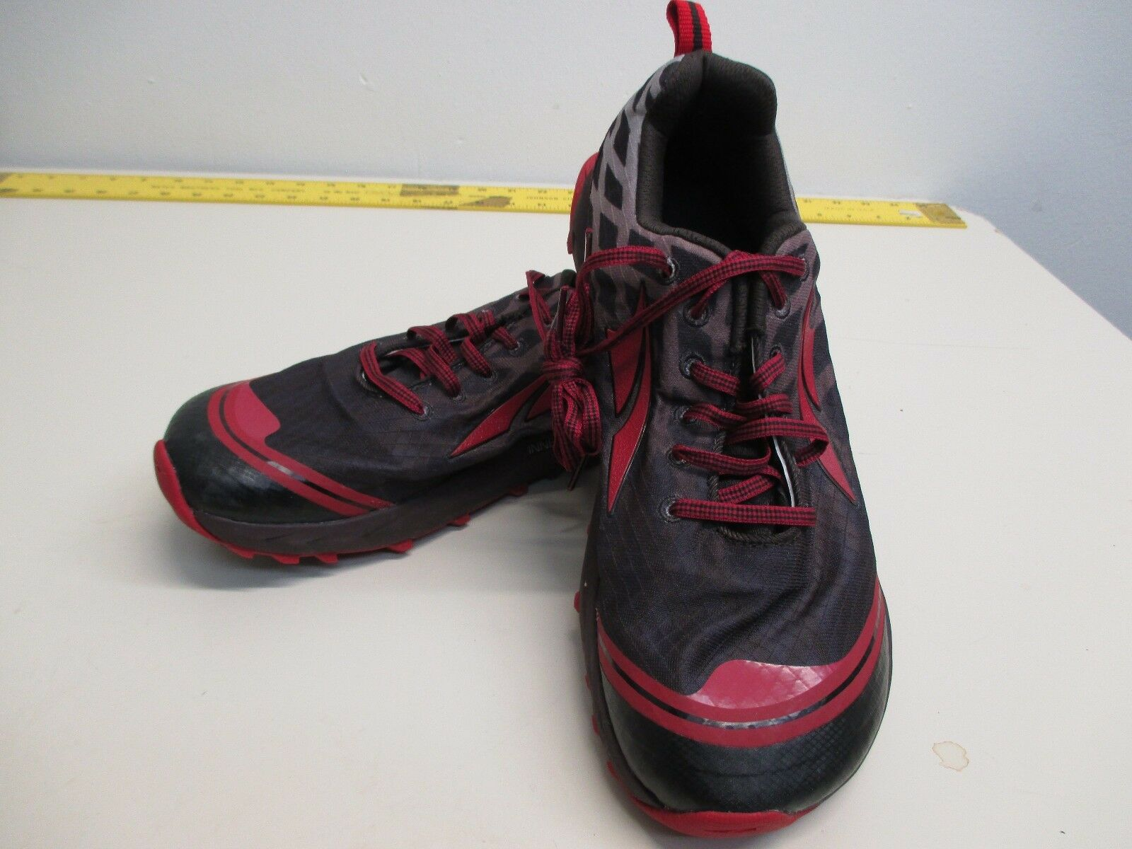 NWOB ALTRA Zero Drop Inner Flex Gaiter Trap Men's Running shoes A1652-1 Sz 10.5