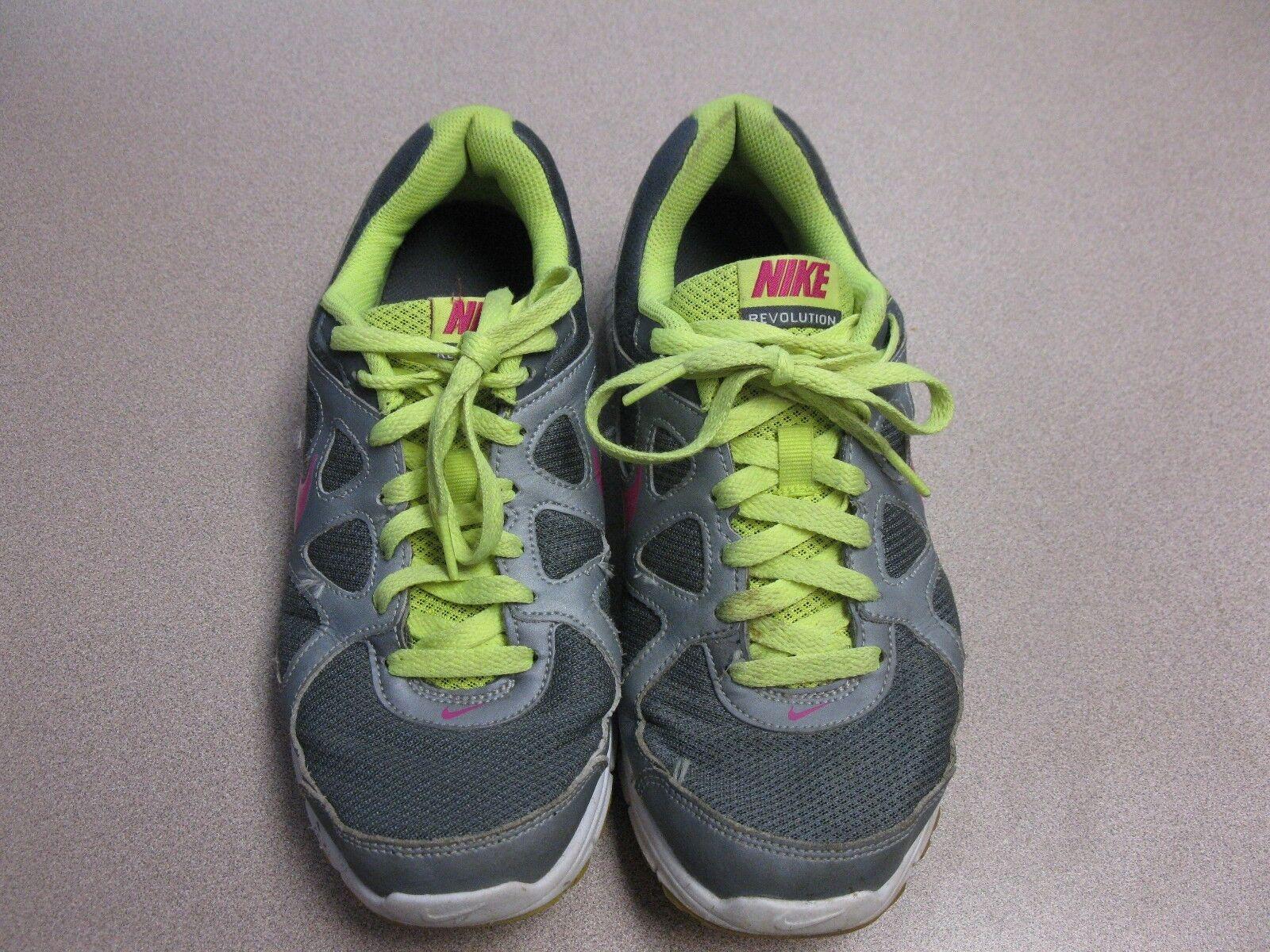 Women's Nike Revolution  Running Shoes, 488148-007 Comfortable Cheap and beautiful fashion