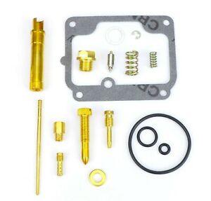 2FastMoto-Yamaha-Carb-Carburetor-Repair-Rebuild-Kit-DT250-DT-250-1972-76-Jets