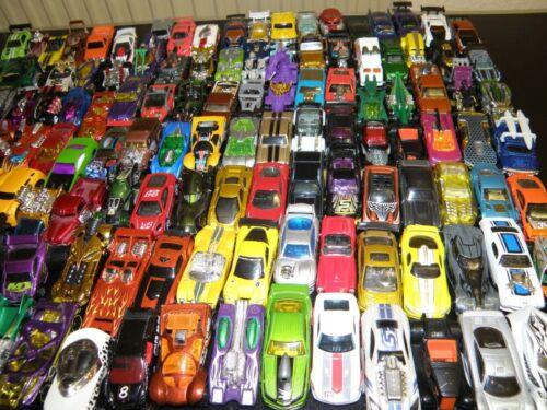 75 Spielzeugautos Autos Hot Wheels Matchbox Welly Majorette Siku Guter Zustand! Spielzeugautos
