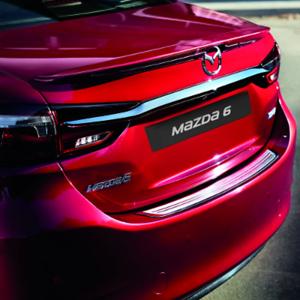 Mazda 6 GL Original Trittschutzleiste für den hinteren Stoßfänger Geschenkidee