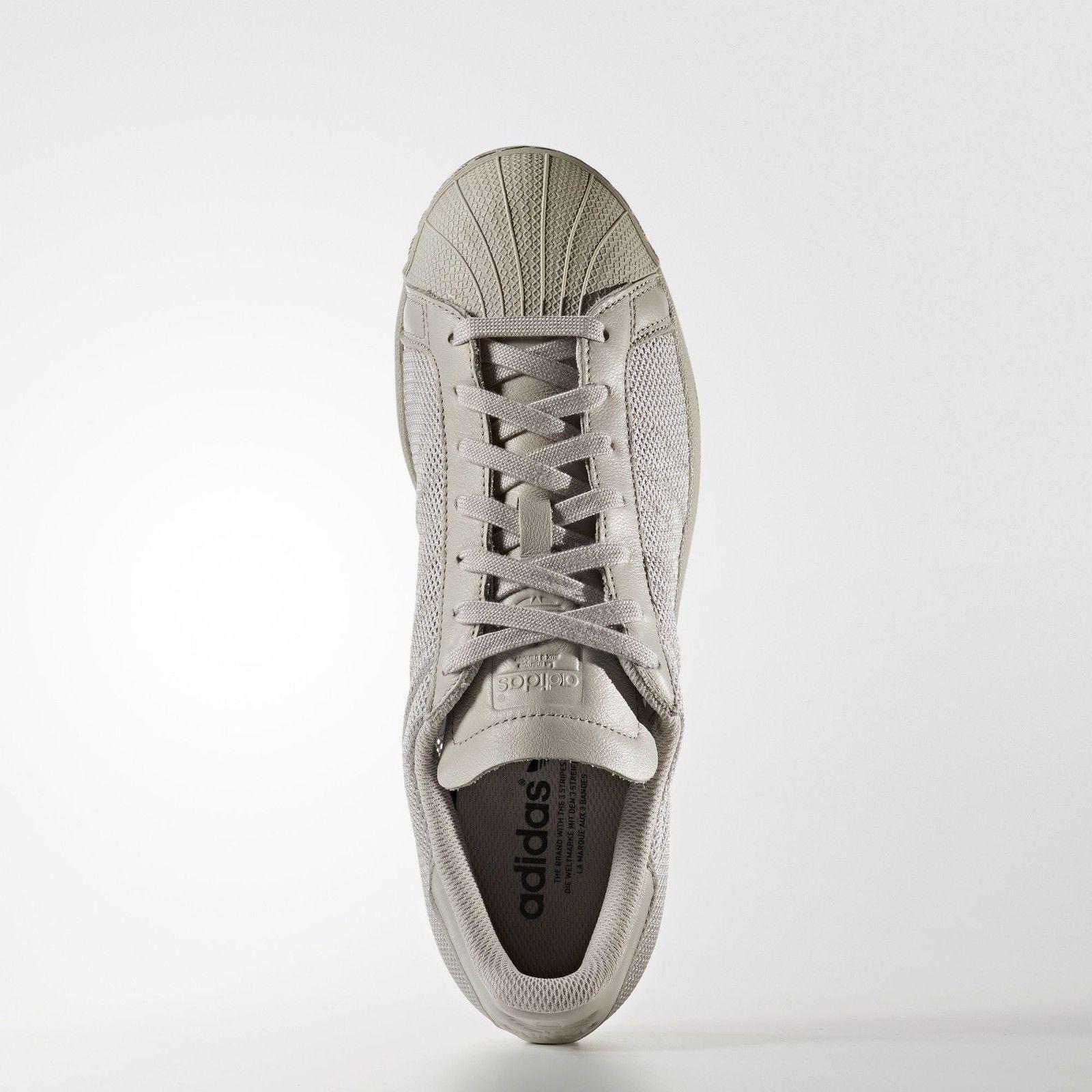 new arrivals 482af ded85 ... NIB adidas Hombre Hombre Hombre 9,5 Superstar triple bb3696 granito  estilo de vida Casual ...