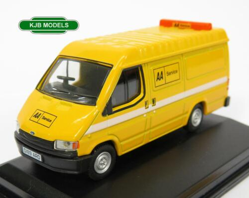BNIB OO GAUGE OXFORD 1:76 76FT3004 FORD TRANSIT MK3 VAN AA