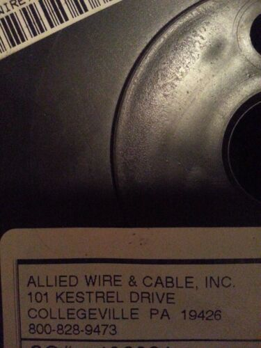 M22759//11-24-0 Military High Temp Lead Wire,24awg Black Sold in 10 Foot section