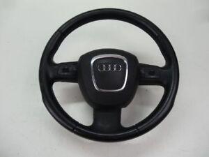 Original-Audi-A6-4F-A8-A4-8K-Multifunktionslenkrad-Leder-Lenkrad-4F0419091DF