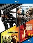 4 Film Favorites Action Thrillers (4pc) BLURAY