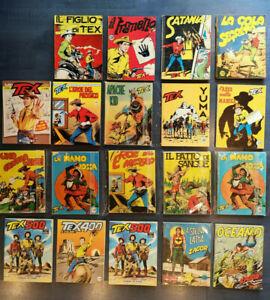 lotto Fumetti BONELLI - TEX  e  ZAGOR zenith gigante