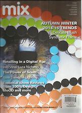 MIX FUTURE INTERIORS, AUTUMN / WINTER, 2014/15     PRINTED IN UK