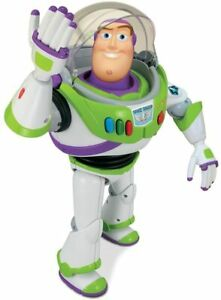 MTW DISNEY PIXAR TOY STORY ACTION FIGURE BUZZ LIGHT YEAR WITH KARATE ACTION