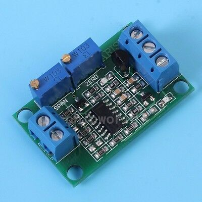 Voltage To Current Transmitter 0-5V To 4-20mA Non-Isolated Current Converter