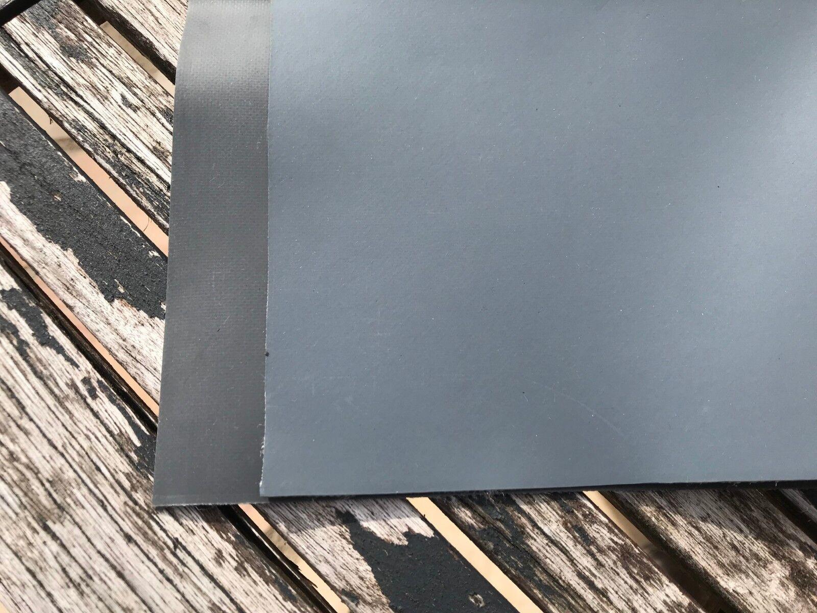 TEJIDO gris HYPALON PARA NEUMÁTICO 100 x 50 CM
