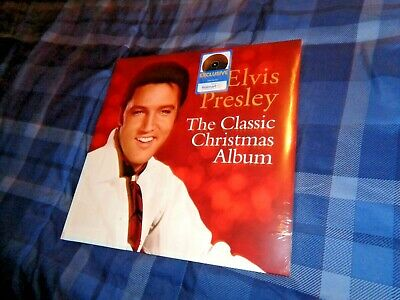 Elvis Presley The Classic Christmas Album Exclusive Walmart Vinyl Sealed Mint Ebay