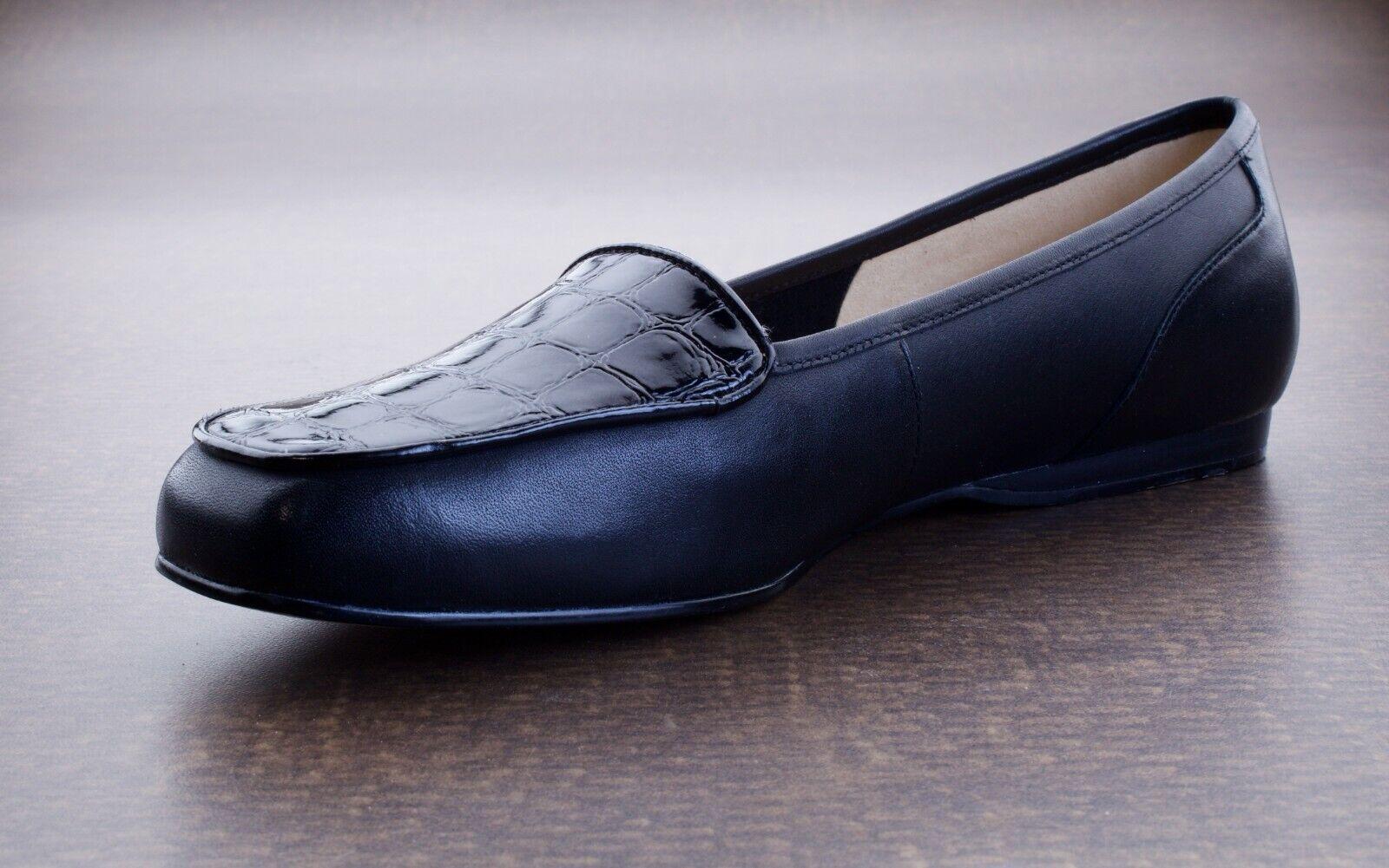 Bandolino Leather Flats Women's Shoes 8.5 W NEW
