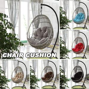 Hängesessel almohada suspensiva suspensiva una cesta colgante hamaca cojines de asiento decn