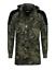 Parka-Verde-Militare-Mimetico-Uomo-Giubbotto-Invernale-Trench-Slim-Fit-Casual miniatura 1