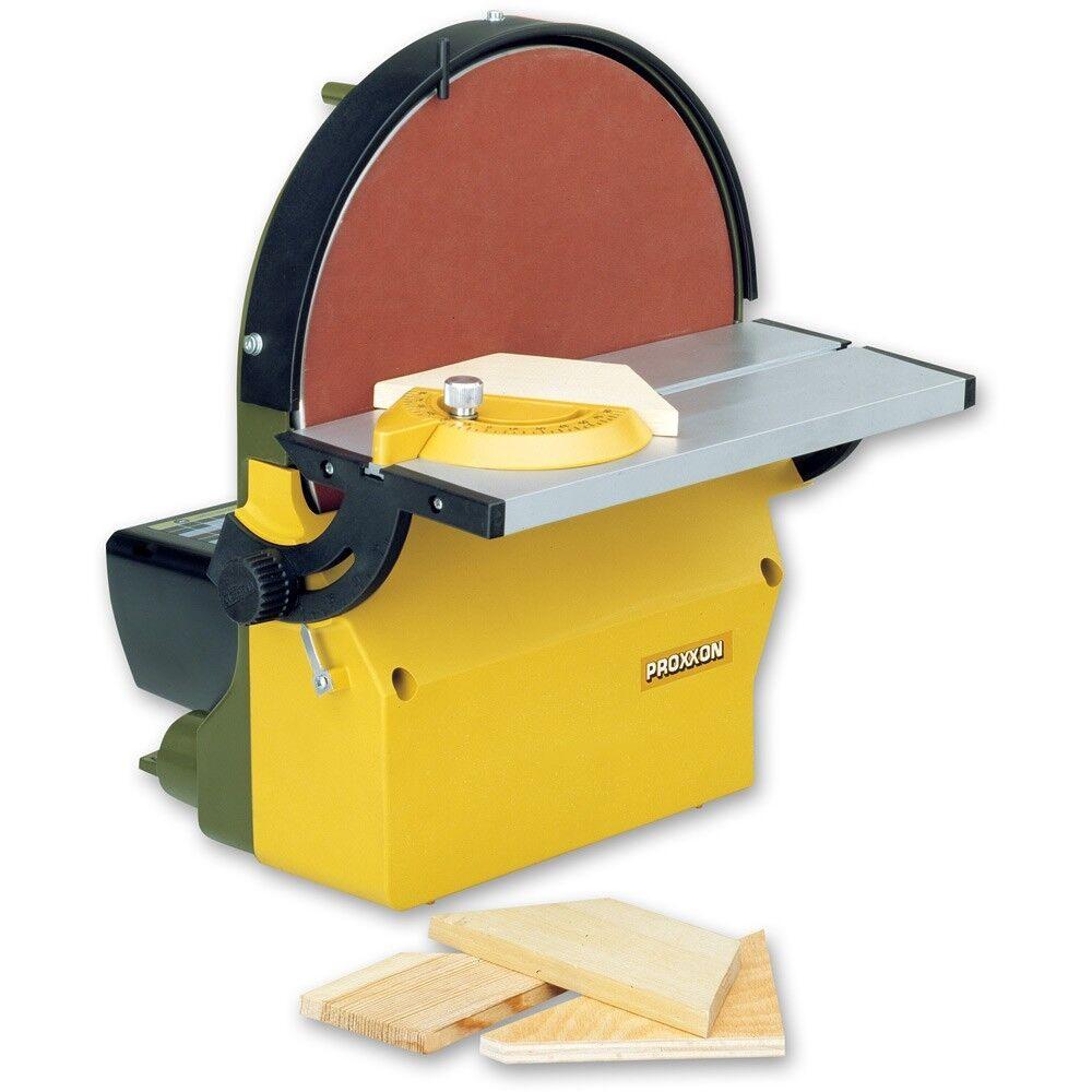 Proxxon TG 250 E Disc Sander - 240V 474235   28060   RDGTools