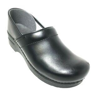 Dansko Shoes Professional Cabrio Black