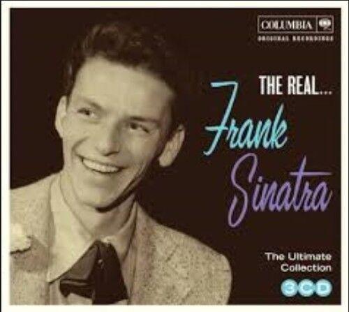 1 of 1 - Frank Sinatra - Real Frank Sinatra [New CD] UK - Import