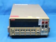 Keithley 2000 Digital Multimeter With Breakage