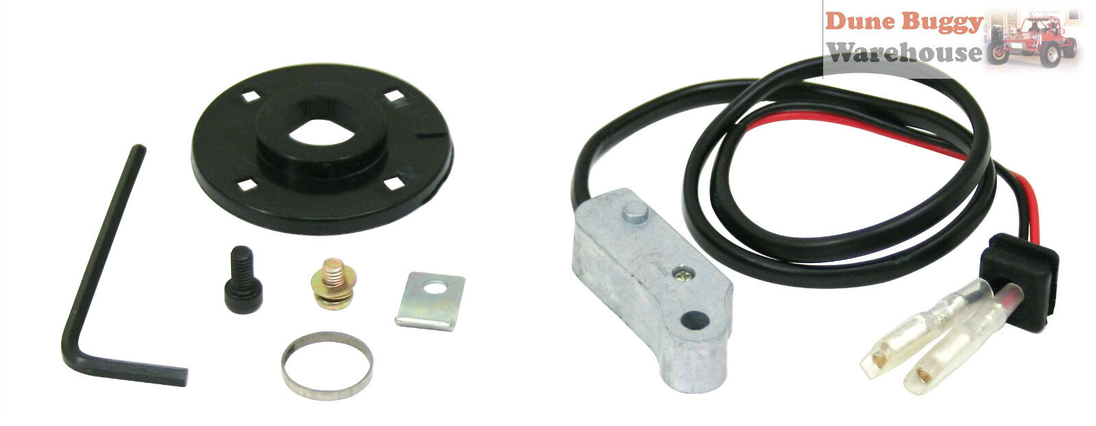 EMPI 9432 VW Bug Buggy Electronic Ignition Kit
