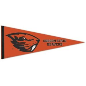 One Size Custom NCAA Legacy Oregon State Beavers Mini Canvas Art 9x9