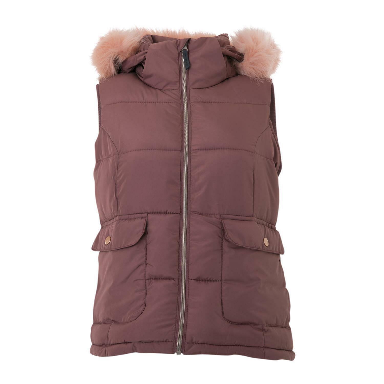 Brunotti Outdoorweste Weste Novato Women Bodywarmer pink winddicht
