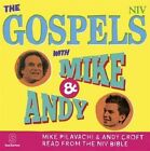 The Gospels with Mike and Andy by New International Version (CD-Audio, 2014)