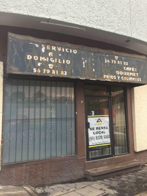 LOCAL COMERCIAL EN RENTA EN LOS GIRASOLES